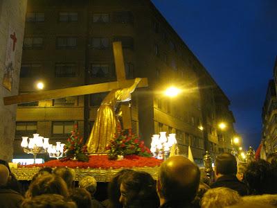 semana santa burgos 2013 - salida iglesia