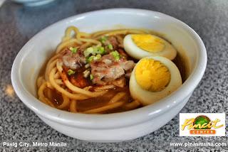 Pancit Kinalas from Naga, Camarines Sur