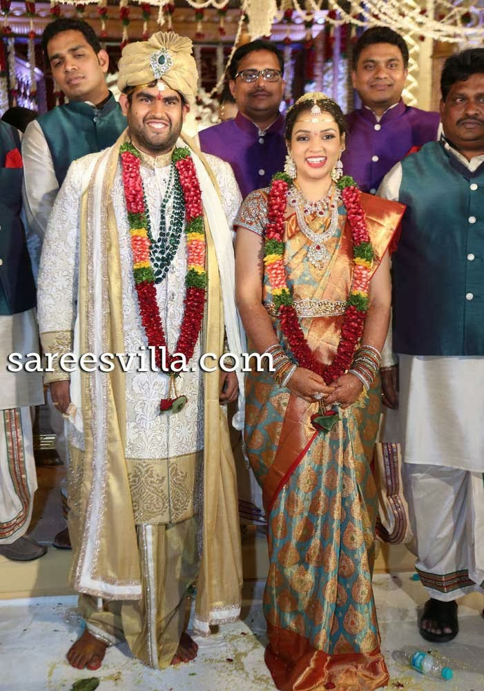 Surya CMD Daughter Tejaswini Wedding
