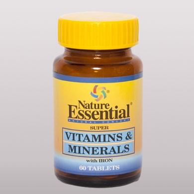 BodyEnergyShop: Vitaminas y minerales