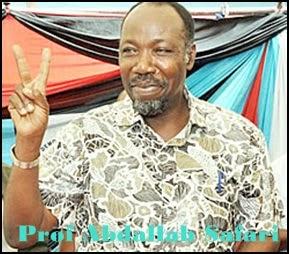 Makamu Mwenyekiti Bara