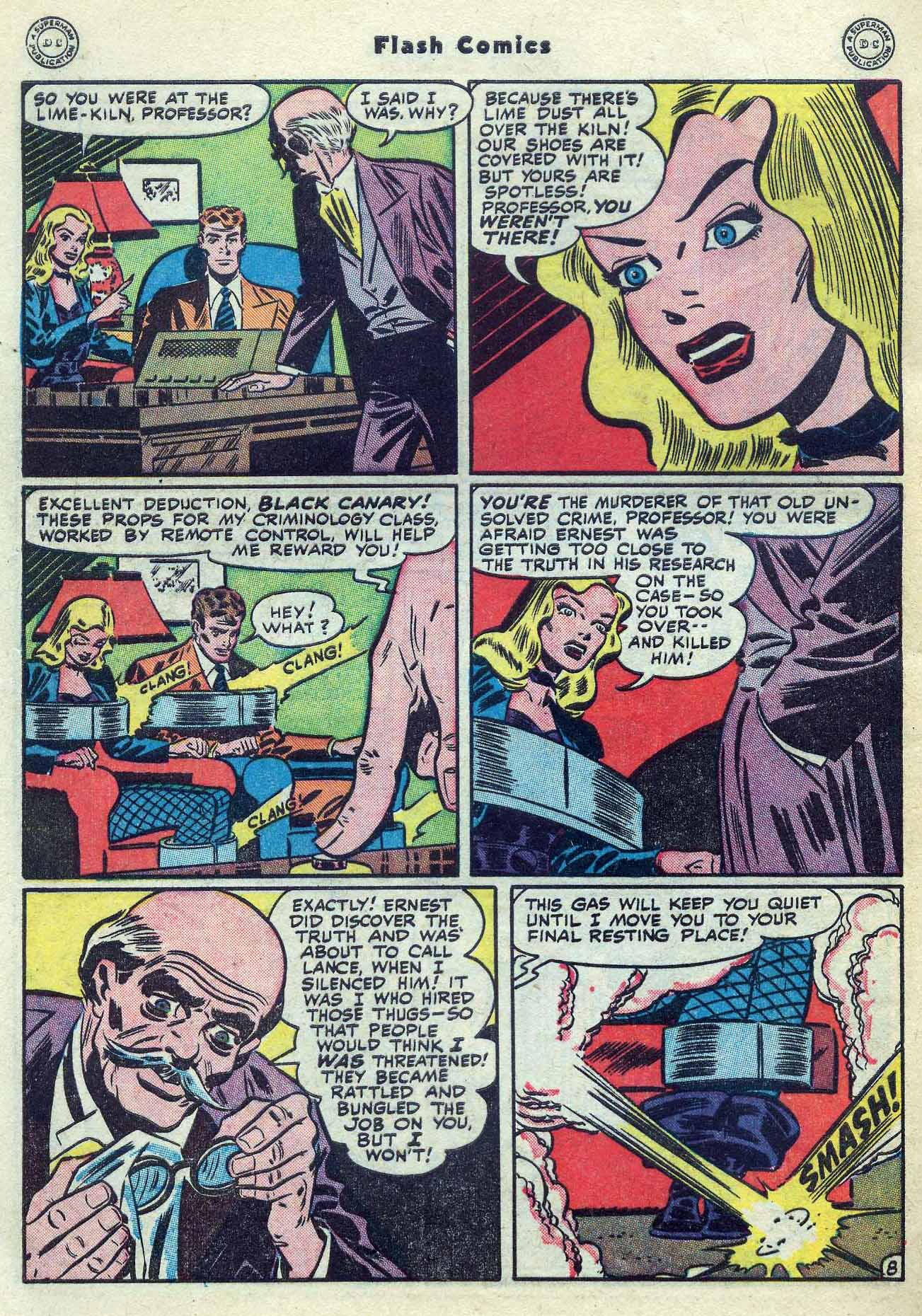 Flash Comics Issue #104 #104 - English 48