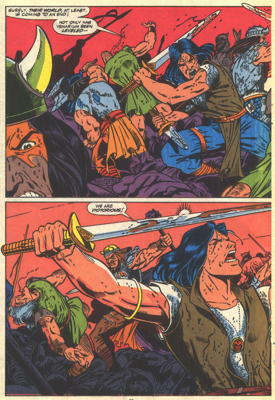 Conan the Barbarian (1970) Issue #235 #247 - English 21
