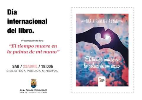 """Presentación """"Día del libro"""" en Zahara de los Atunes"""