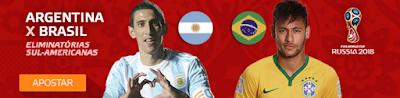 BETMOTION - ARGENTINA x BRASIL