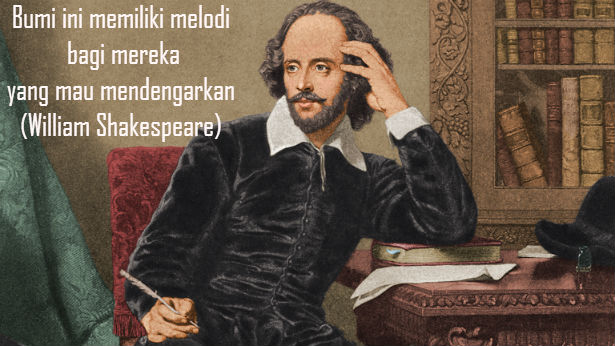 kata kata bijak william shakespeare