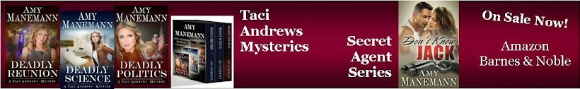 Humor Filled Mysteries!