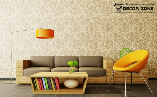 7 office wall decor ideas and options for Wallpaper design for office wall
