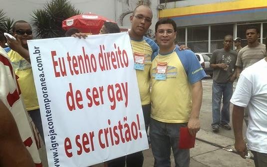 Igreja gay?