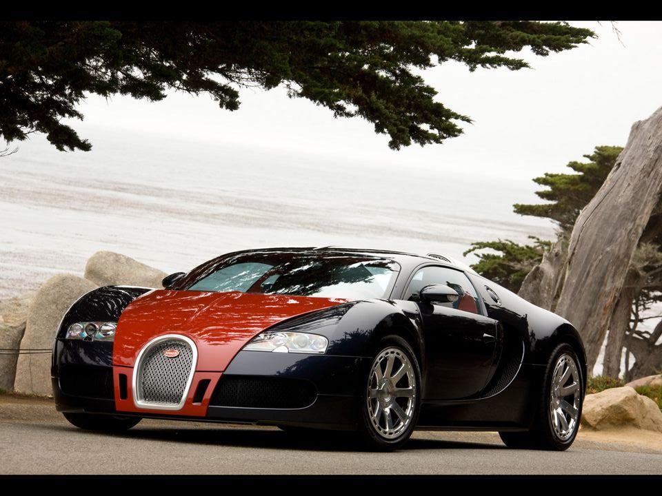 Gambar Transportasi : Mobil Bugatti Veyron 16.4 Super Sport