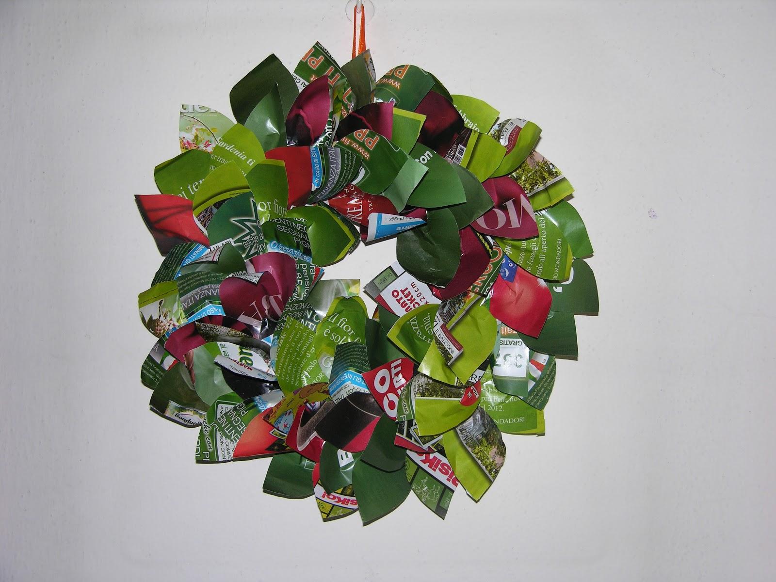 Atom heart mother regali di natale on demand for Ghirlande di carta