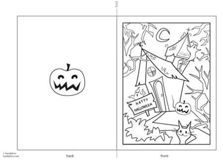 MARAVILLAS blogs: Halloween: Invitaciones