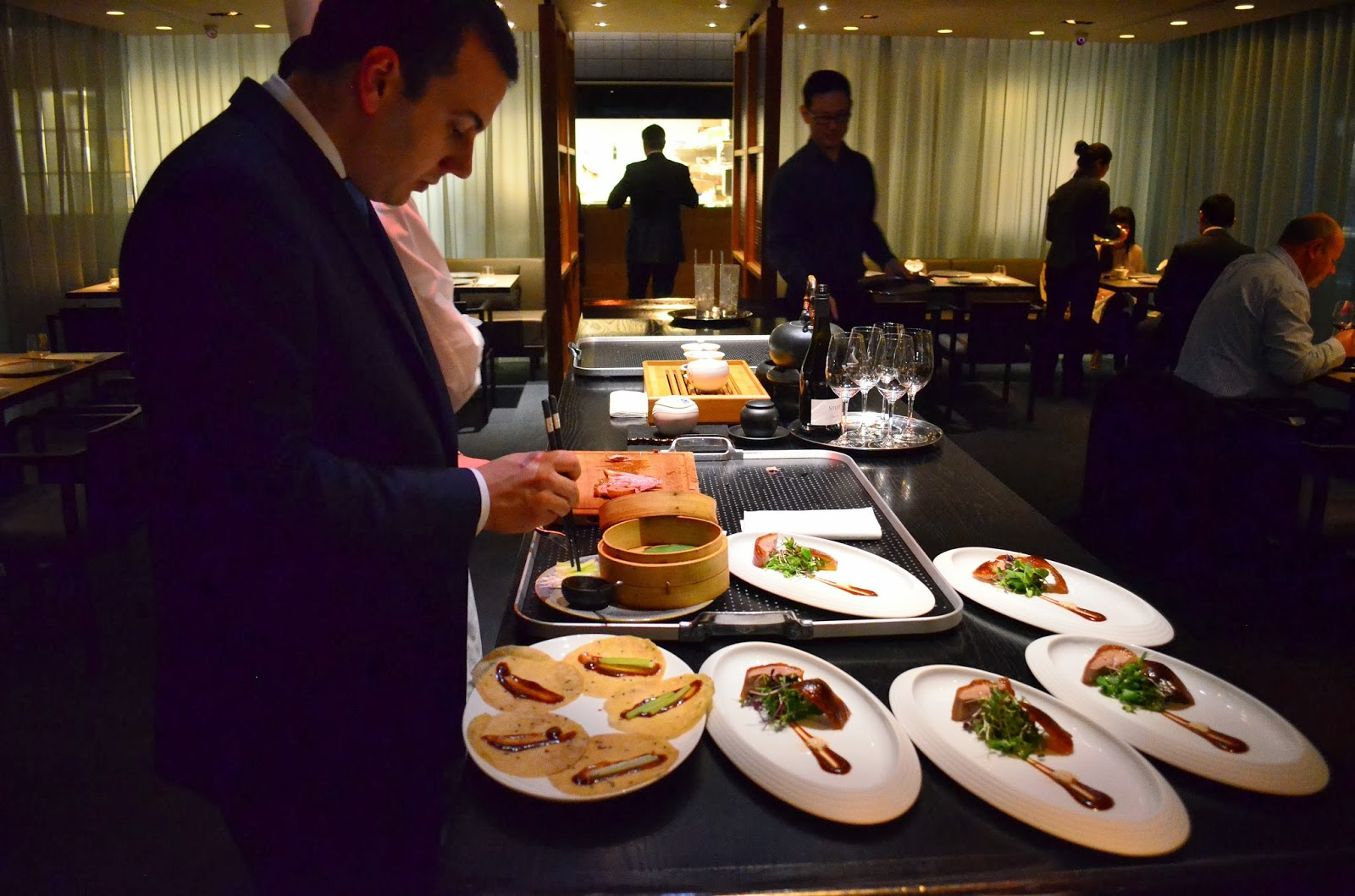 Hedofoodia hkk londres - Plan cuisine professionnelle ...