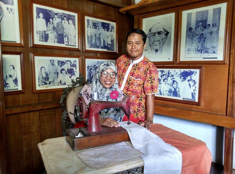 Di Rumah Fatmawati Soekarno