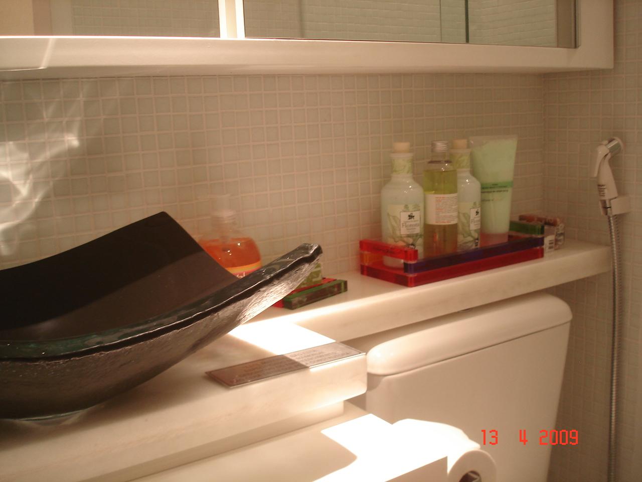 utilizei em um projeto em dois baheiros pequenos em apartamento #B1681A 1280 960