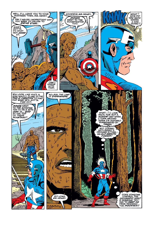 Captain America (1968) Issue #383 #316 - English 14