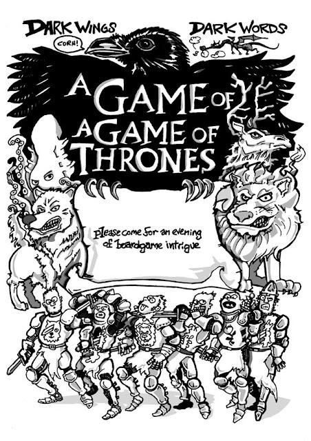 Juego de tronos invitaciones para imprimir gratis for Decoracion juego de tronos
