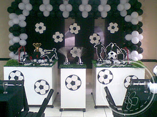 festa infantil futebol ponta grossa