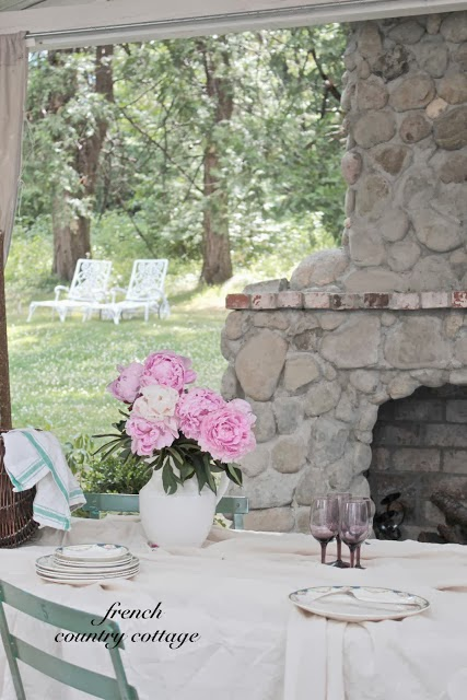 From My Front Porch To Yours- French Country Cottage How I Found My Style Sundays