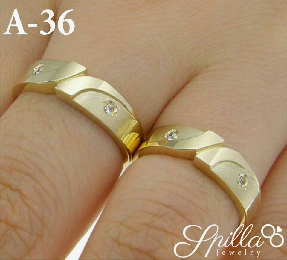 Cincin Couple A-36