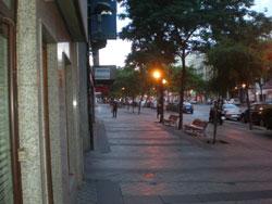 calle Ferrocarril