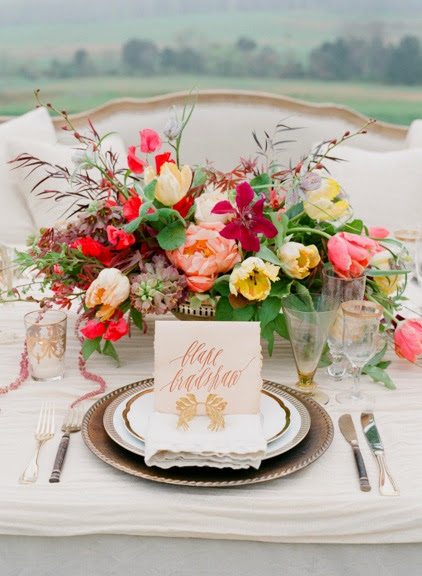 Feast Calligraphy | Jen Fariello Photography