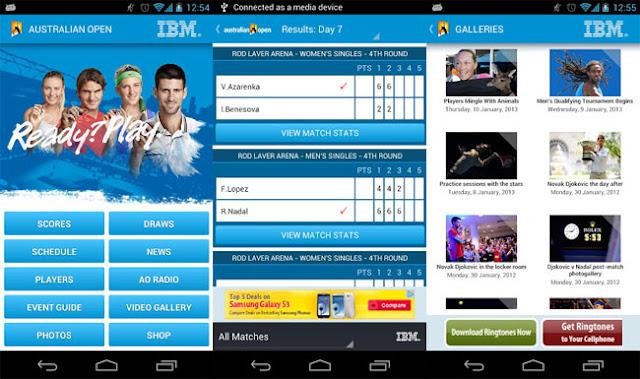Sigue en directo el Open de Australia 2013 de Tenis