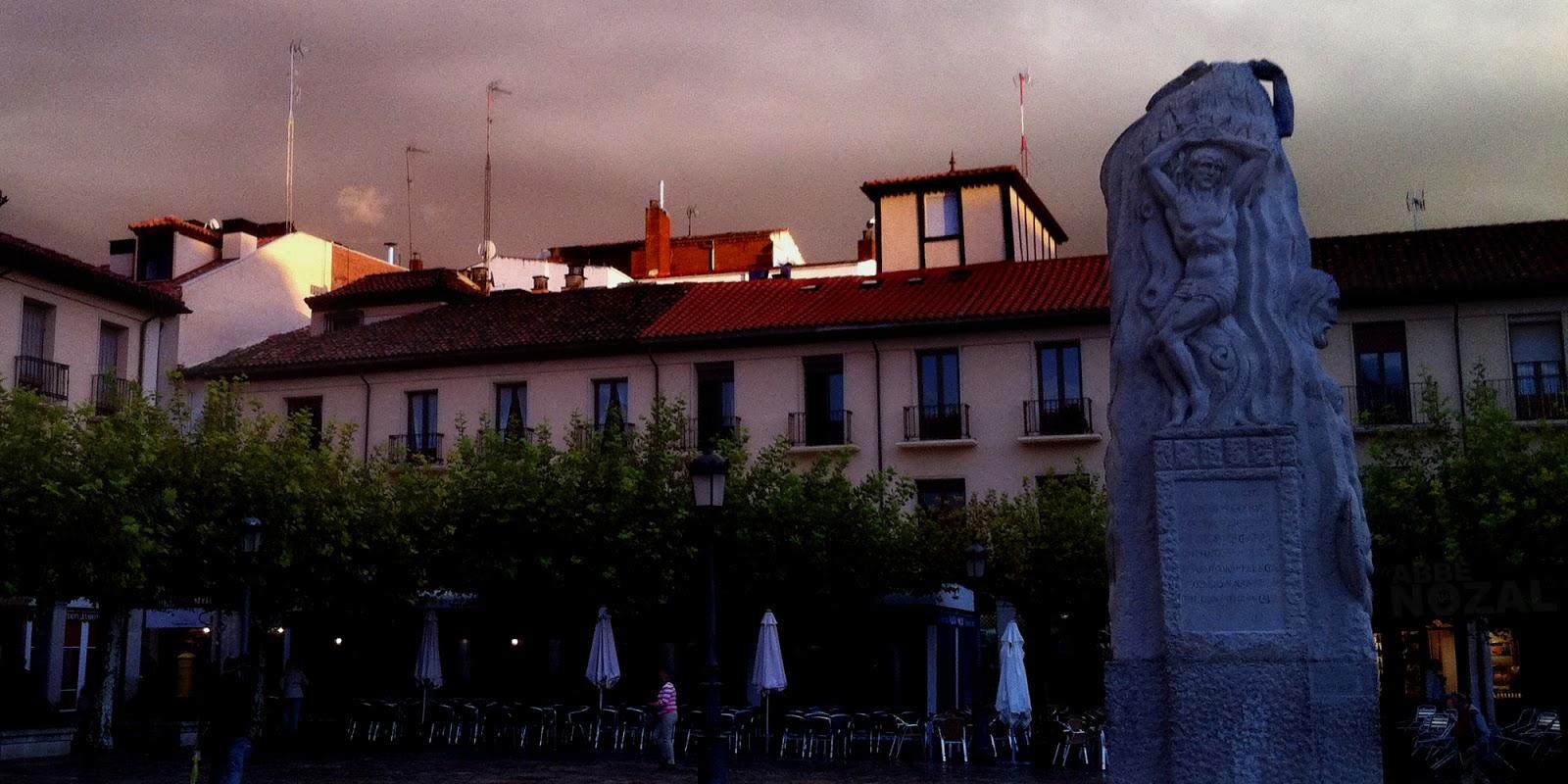 El último rayo del sol, 2014 Abbé Nozal