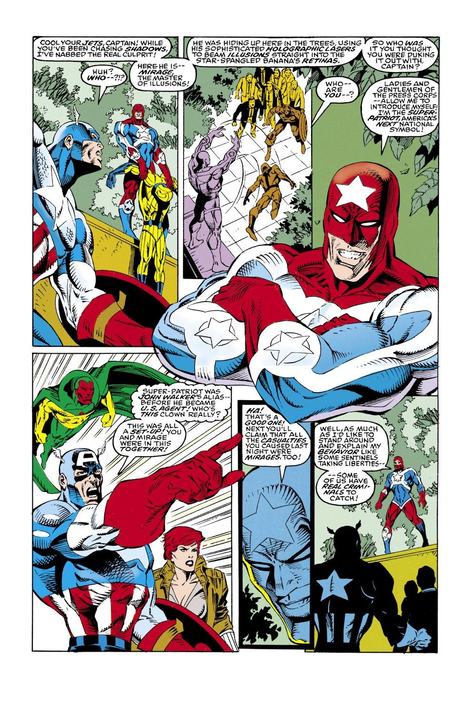 Captain America (1968) Issue #425 #375 - English 28