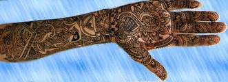 mehndi designs for hands best