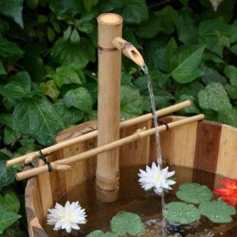 Bamboo Fountain Kit3