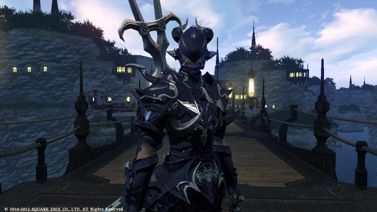 FFXIV Dragoon Armor