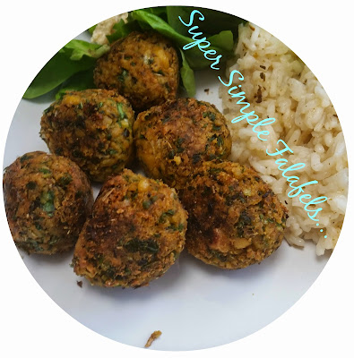 my general life falafel recipe national vegetarian week meat free protein