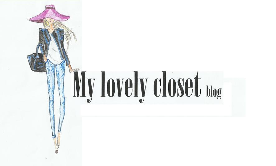 My Lovely Closet Blog