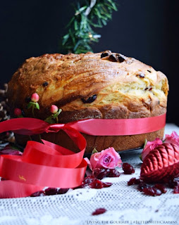 Holiday Panettone