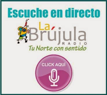 Señal en vivo de la emisora comunitaria La Brújula