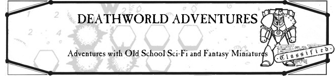 Deathworld Adventures