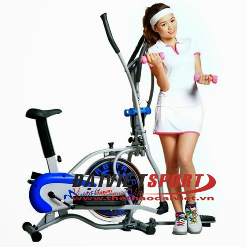 xe đạp tập giúp giảm cân