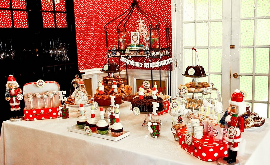 holiday christmas party ideas