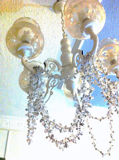 Chandelier #1 After