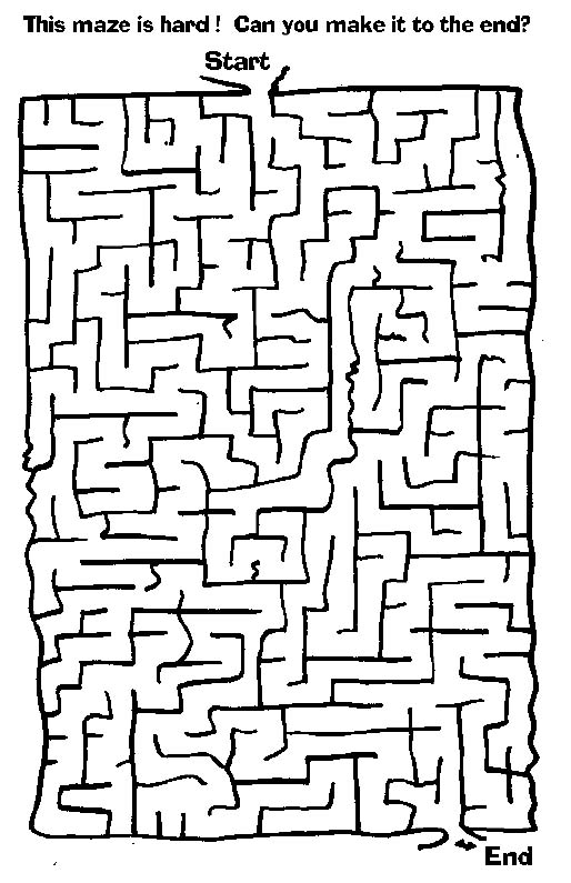free labrynth coloring pages - photo#31