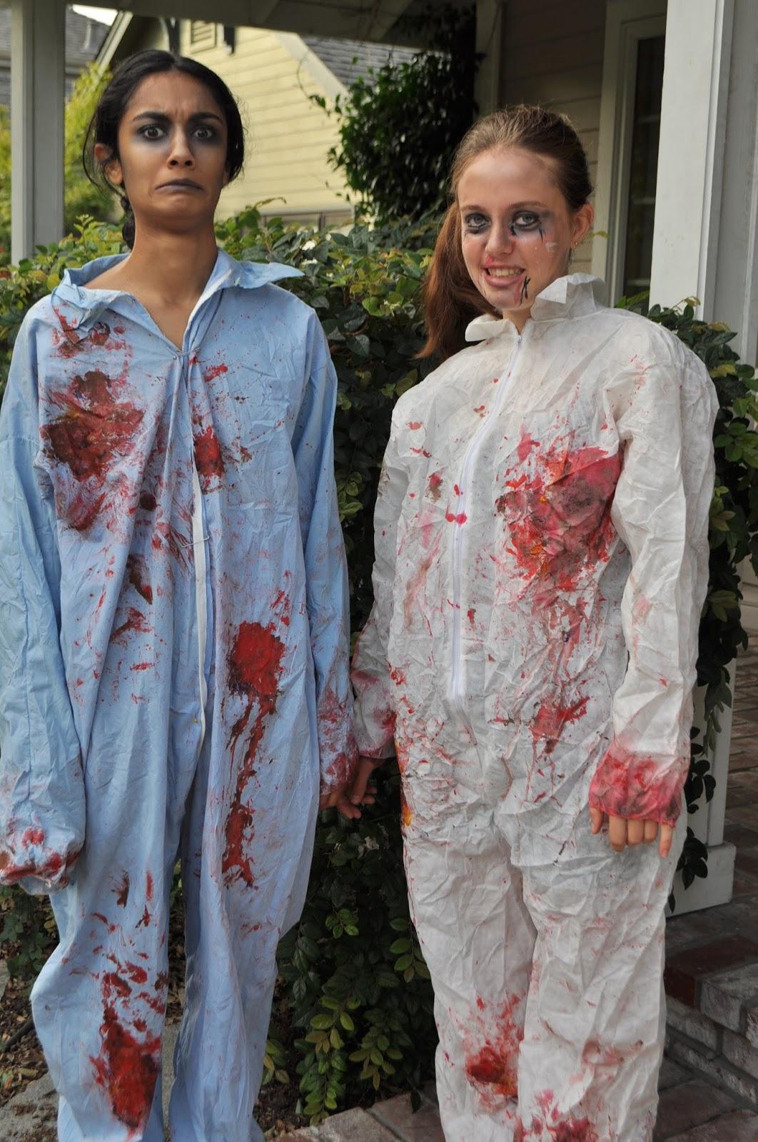Halloween Lab Coat