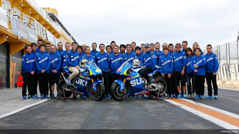 MotoGP : Daftar nama tim dan pembalap dimusim 2015 . . .