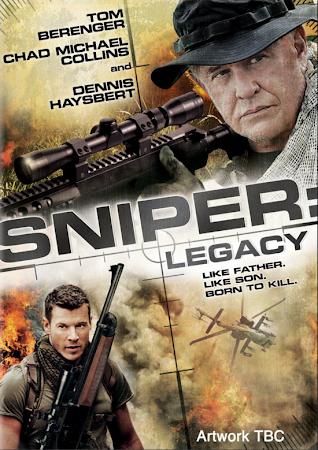Sniper Legacy (2014) 720p