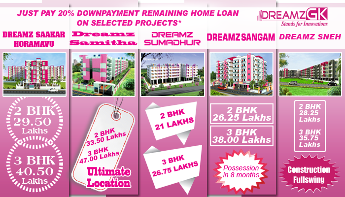 Dreamz-Apartments-in-Bangalore-Offers