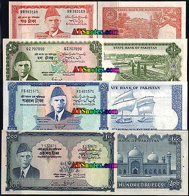 Forex rate in pakistan history