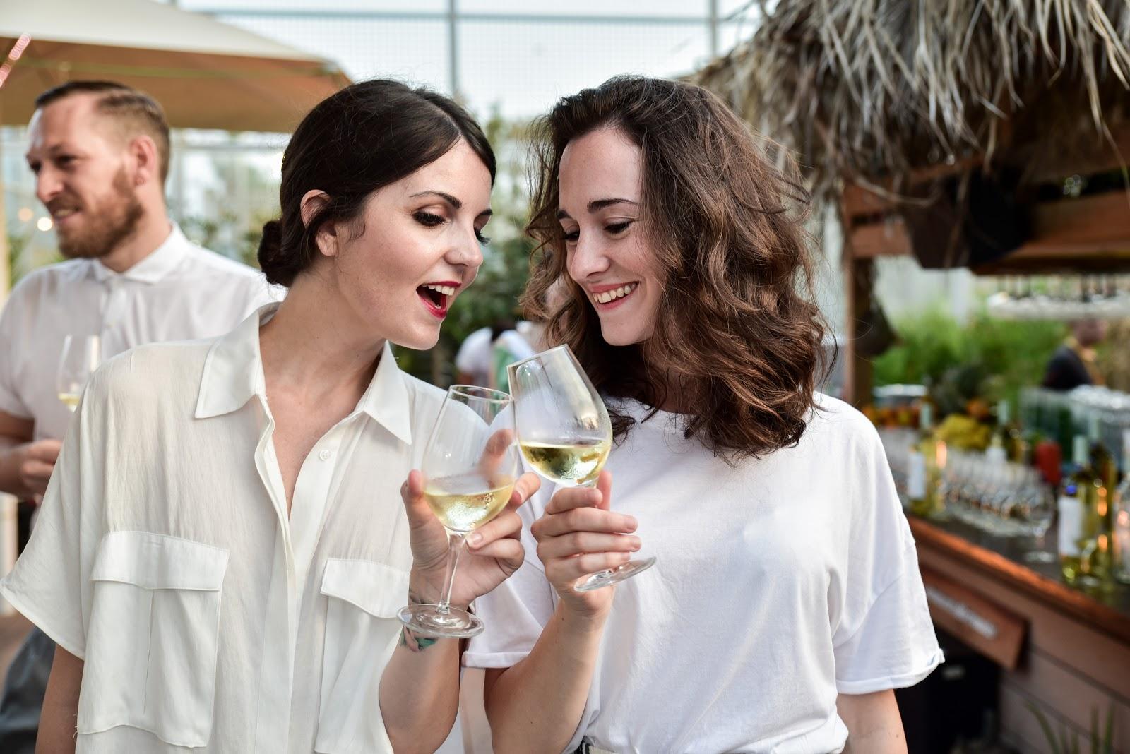 Summer White Party Vino afortunado