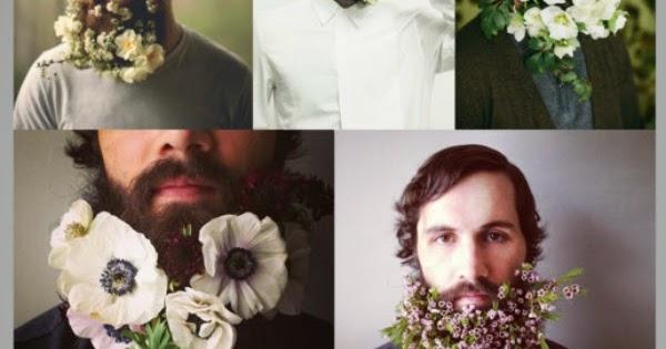 beauty flower beards. Black Bedroom Furniture Sets. Home Design Ideas