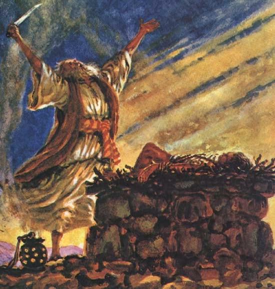 Abraham Isaac