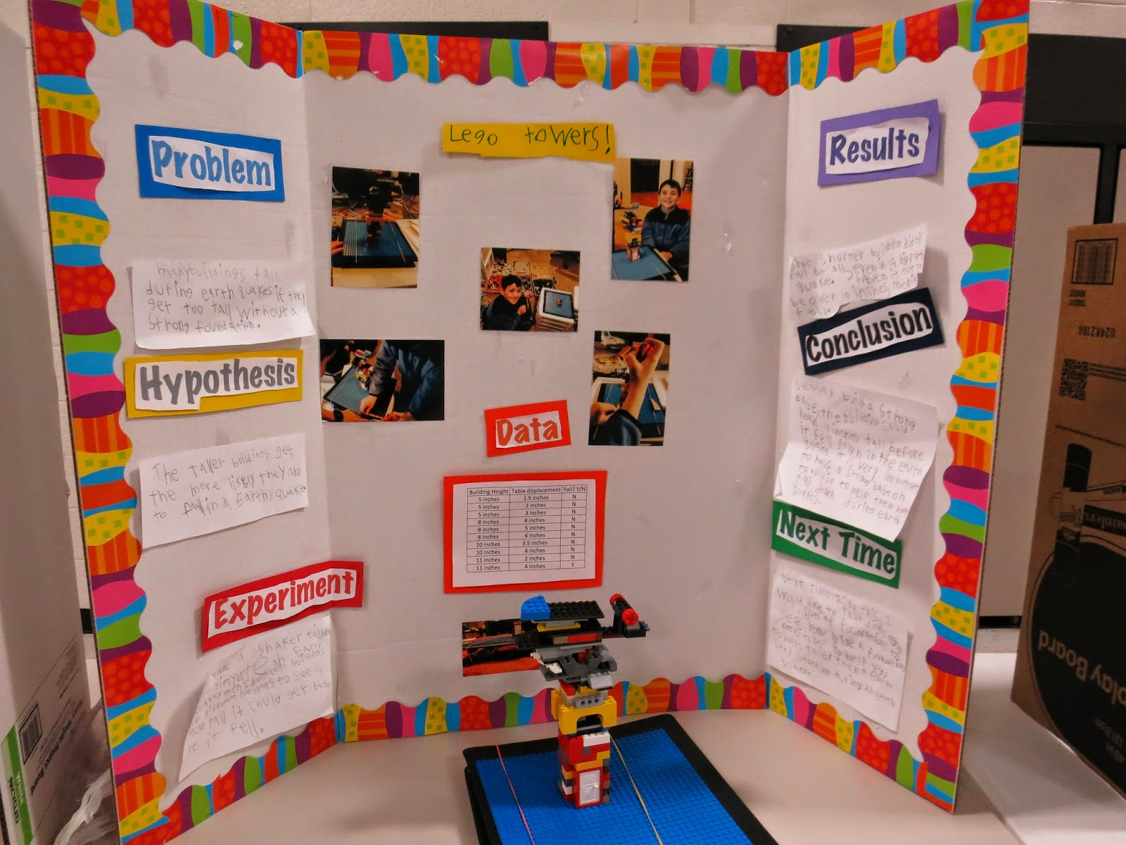 3rd Grade Science Fair Project Examples Wwwtopsimagescom
